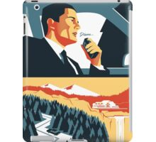 Dale is arrived iPad Case/Skin