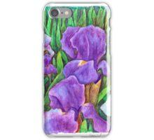 Irises iPhone Case/Skin