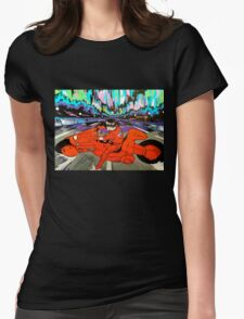 Kaneda Womens Fitted T-Shirt
