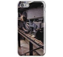 STEAM ENGINE ON REPAIR STAND iPhone Case/Skin