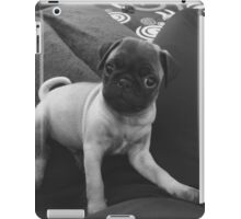 Pugsley The Adorable Pug Puppy iPad Case/Skin