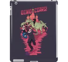 DINOCZARS! iPad Case/Skin