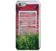 Grandpa's Barn iPhone Case/Skin