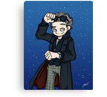 Doctor Who - Twelfth Doctor Canvas Print
