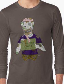 Sewer Zombie 2 Long Sleeve T-Shirt