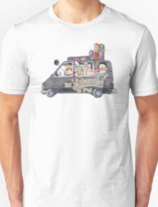 Runaway Five - Earthbound Unisex T-Shirt