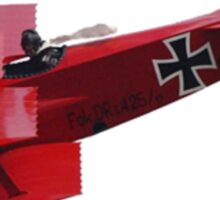 Red Baron Sticker