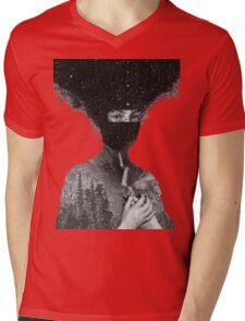 Royal Blood Mens V-Neck T-Shirt