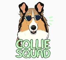 COLLIE SQUAD (rough + sable) Unisex T-Shirt