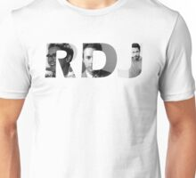 Robert Downey Jr - RDJ Unisex T-Shirt