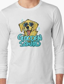 GOLDEN SQUAD Long Sleeve T-Shirt