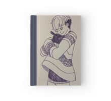 Hug Hardcover Journal