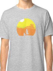 Rey on Jakku - Minimal  Classic T-Shirt