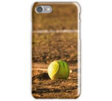 A Pitcher's Pilgrimage iPhone Case/Skin
