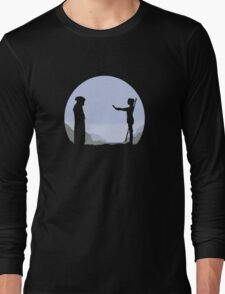 Meeting Luke - Minimal  Long Sleeve T-Shirt