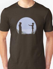 Meeting Luke - Minimal  Unisex T-Shirt