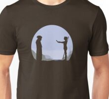 Meeting Luke - Minimal  Unisex T-Shirt