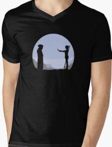 Meeting Luke - Minimal  Mens V-Neck T-Shirt