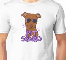 RED PIT SQUAD Unisex T-Shirt