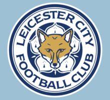 Leicester logo One Piece - Short Sleeve