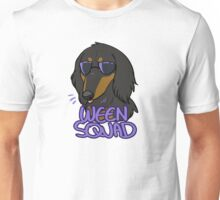 BLACK AND TAN WEEN SQUAD Unisex T-Shirt