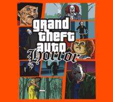 Grand Theft Horror Kids Tee