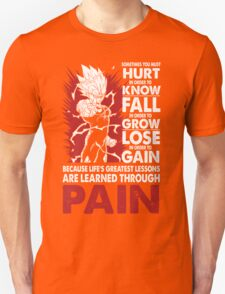 Son Goku Vegeta Super Saiyan Pain T-Shirt