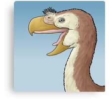 Paraphysornis with a blue sky Canvas Print