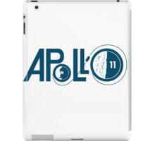 Homage to the Apollo 11 iPad Case/Skin