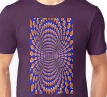 illusion optical picot Unisex T-Shirt
