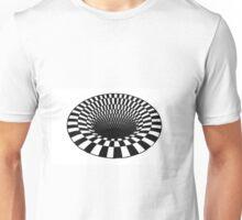optical illusion 128 Unisex T-Shirt