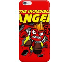 The Incredible Anger iPhone Case/Skin