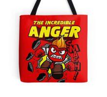 The Incredible Anger Tote Bag