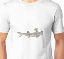 A weird shark from a weirder past, Stethacanthus Unisex T-Shirt