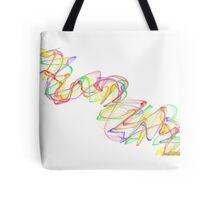Color Ribbon #1 Tote Bag