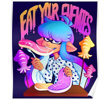 Eat Your Enemies Poster