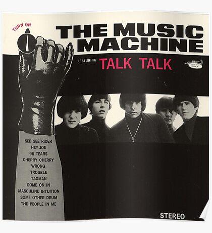 Music Machine Poster