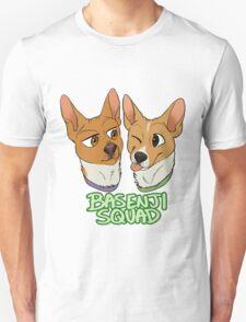 BASENJI SQUAD - Kaeda and Apollo (Custom) Unisex T-Shirt