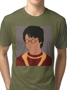 Harry Potter Minimalist  Tri-blend T-Shirt