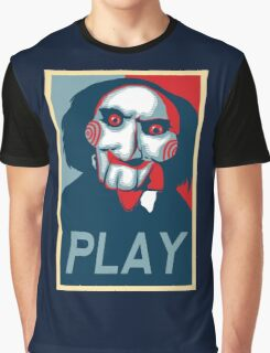 Play Graphic T-Shirt