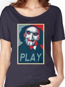 Play Women's Relaxed Fit T-Shirt