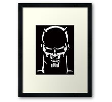 Do You Dare? Framed Print