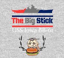 "USS Iowa ""The Big Stick"" Unisex T-Shirt"
