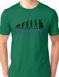 Women's Double Bass Evolution Unisex T-Shirt