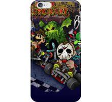 Super Horror Kart iPhone Case/Skin