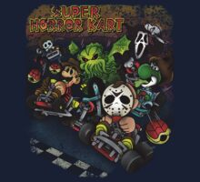 Super Horror Kart One Piece - Long Sleeve