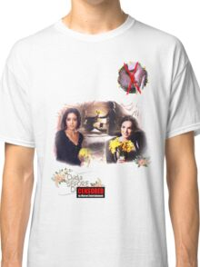 Chicks Before D**** - Elizabeth Henstridge's Skimmons Shirt Classic T-Shirt