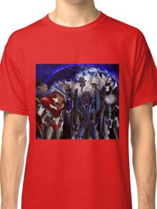 Decepticons (Transformers: Prime) Classic T-Shirt