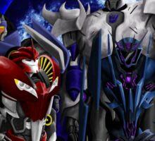 Decepticons (Transformers: Prime) Sticker
