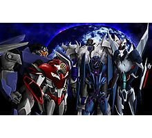 Decepticons (Transformers: Prime) Photographic Print